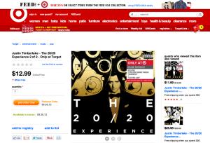 Album link - Target