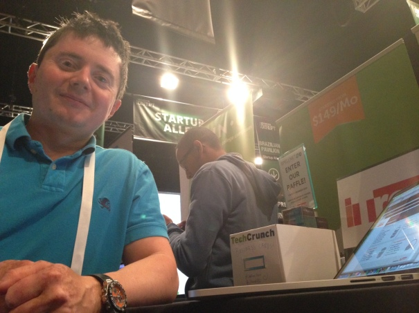 iTrend at Disrupt