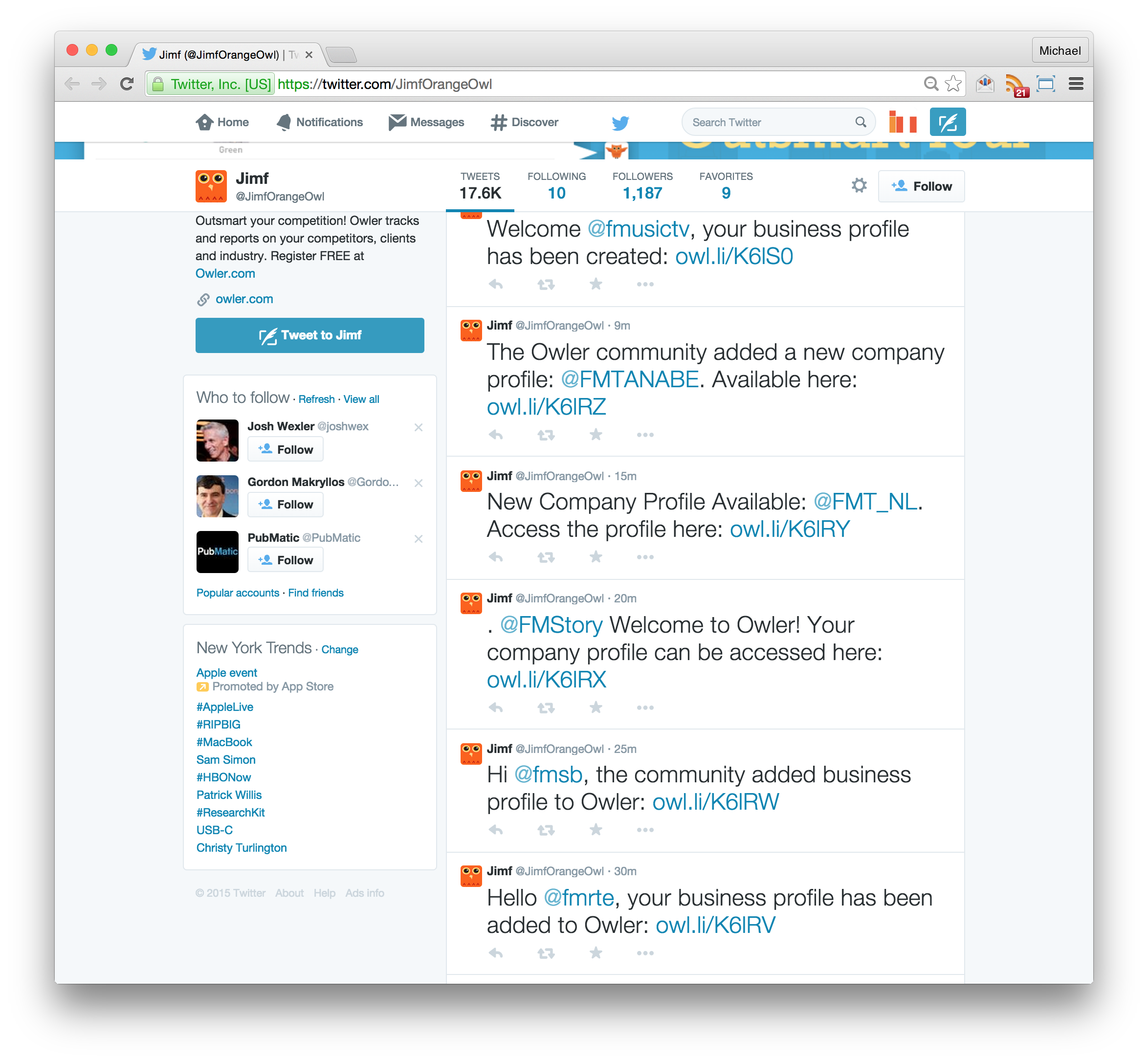 researching companies in the competitive intelligence space screen shot 2015 03 09 at 3 40 36 pm